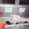 機内のバジネット(ベビーベッド)利用するなら座席場所も重要と実感【アエロメヒコ】