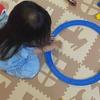 プラレールで遊びたい。2歳娘の知育の記録 141日目(2016年9月21日から9月22日)