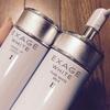 【基礎化粧品】アルビオン エクサージュ ピュアホワイトミルクⅡ&ホワイトアップローションの効果&使い方