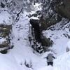 2008年12月の山歩き