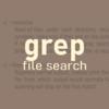 grepコマンドで特定の文字列を含むファイルを検索する | Linux
