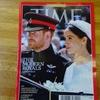 英国ロイヤル・ウェディングとタイム誌