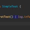 JUnit5入門(1) - テストクラスの作成とテストの実行