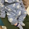 雛の節句に男の赤ちゃん来店で嬉しかったです。今日も男泣き