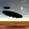 UFOに火器管制レーダーをロックオンしたイラン空軍機