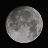 中秋の名月の前日の月