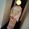 卒・入学式に☆訪問着☆着物でご出席はいかがですか。