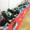 Makitaマキタの電動工具展示会へ行ってきました