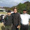吉山選手・・・ゴルフコンペ