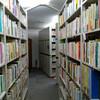 本の収納スペース