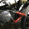 NSR250Rのエンジン組み立てが完了しました