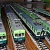 京電本線③3-2G空想運転182...平日ダイヤ20201223