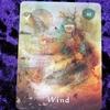 今日のカード Wind
