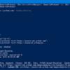 Windows PowerShellとTLS 1.2