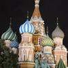 赤の広場 夜景 夜のモスクワ散歩 ~ってホテルのすぐそばなのは内緒ですw 2018欧州旅行その53