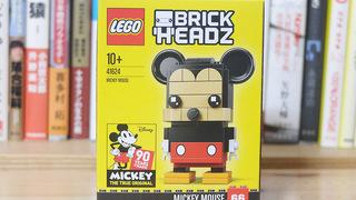 ブリックヘッズ「41624:ミッキーマウス」と「41592:ハルク」を購入した。