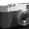 【Blender #4】大好きなカメラ(Fujifilmのx100V)をモデリングしてみた