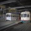 路面電車のある街 富山