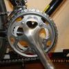 エースのロードバイク(4) クロスバイクのクランク交換、FC-6800換装
