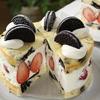 エーワークスのレシピ本でオレオチーズケーキ作ってみた!