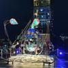 光のオブジェでさらにキラキラ度アップ 〜環水公園スイートイルミネーション2020年冬