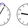 第79回🍃 5分単位で読む時計③ 〇介助の卒業