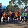親子サッカー大会・クリスマス会の報告 (幼稚園) 2012/12/16