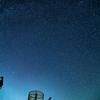 内場ダムでの星景写真