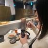 妊婦の妹と天ぷらを食べに