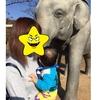 母子で動物園はキツイから助っ人が必要