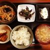 天光寺の精進料理