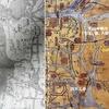 【幻の元四天王寺】古代の海と河が接する所 信仰の中心地 森の宮あたり【鵲森宮 古地図 】