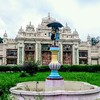 インド、バンガロールからマイソール旅行②ジャヤーチャーマラージェーンドラ美術館☆