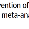 DOACのネットワークメタアナリシス BMJ