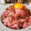 【レシピ】低温調理で失敗なし♡魅惑のローストビーフ丼♡