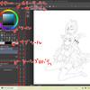 初心者がSurfaceProとクリスタでデジタルイラストを描いたら見えてきた「メリットとデメリット」