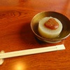 修善寺で秋を食べるよ