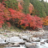 息をのむ美しさ~香嵐渓