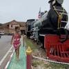 ピッサヌローク駅&Wat Phra Si Rattana Mahathat(ワット・プラシー・ラタナ・マハタート)へ行って来た!