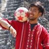 人脈ゼロの海外でも目標を実現させる方法「人前でボールを蹴りたいです」