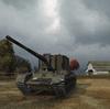 【課金戦車】SU-100Y ソ連Tier6駆逐戦車  あの子もこの子もワンパンワンパン