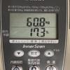 2/9     体重と体脂肪と基礎代謝と欲張りなダイエット