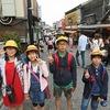 6年生:修学旅行⑬ タクシー研修in京都 清水寺と三十三間堂