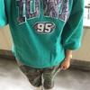 今日の服|古着on古着|衣替えと収納|20161017