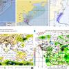 【台風情報】大型で非常に強い台風24号は勢力を保ったまま九州or四国地方に上陸・その後本州を縦断!気象庁・米軍・ヨーロッパ・NOAA・韓国の進路予想は?台風の卵も2つ存在!!