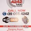 フィレンツェでタクシーを呼ぶ