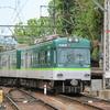 鉄道の日常風景47…京阪石山坂本線②20190529