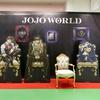 TVアニメ「ジョジョの奇妙な冒険」テーマパークが横浜ワールドポーターズに期間限定で出現ッ!現地レポ