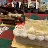 今年のクリスマスイヴイヴイヴはシャンドワゾーのクリスマス限定ケーキ!