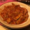 醍菜(DAINA)でハチノスのトマトソース煮込み(奥浅草・浅草)